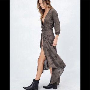 NWT Eyelet Prairie boho dress like Spell&Gypsy